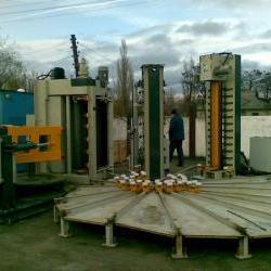 Оборудование для производства емкостей из нержавеющей стали