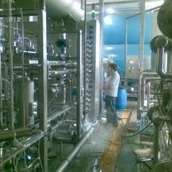 технологическое оборудование для производства водки