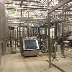 Строительство молокозавода под ключ