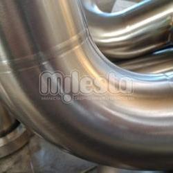 Сварные швы трубопроводов из нержавеющей стали