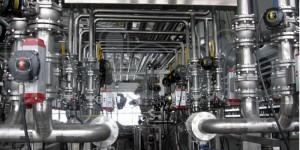обвязка трубопроводами на предприятиях молочной промышленности