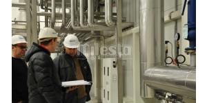 проектирование системы обвязки трубопроводами