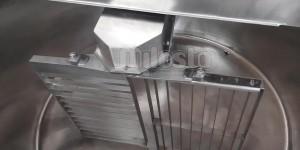 режуще - вымешивающий механизм сыроизготовителя