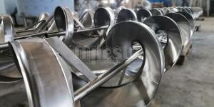 Конвейер спиральный промышленный