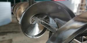 Конвейер спиральный из нержавеющей стали