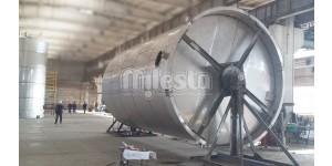 Емкость для воды из нержавеющей стали