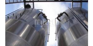 Баки для воды из нержавеющей стали большого обьма