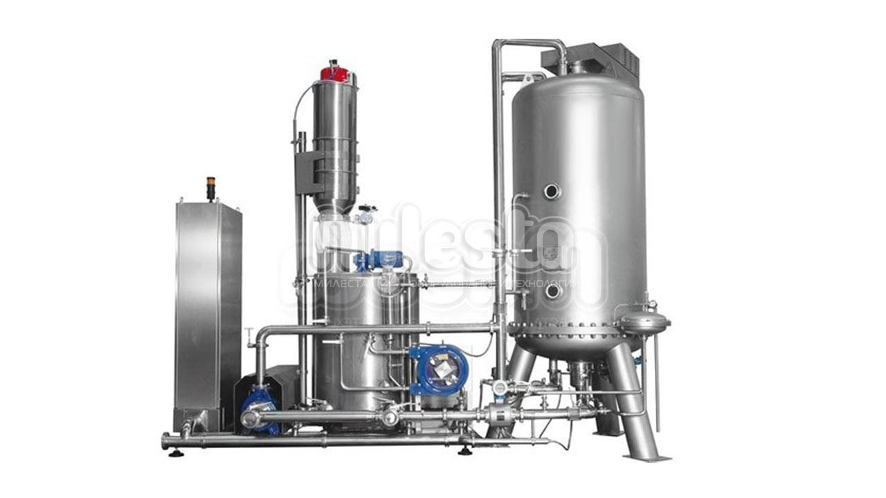 Кизельгуровый фильтр для водки