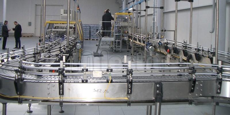 завод по производству безалкогольных напитков под ключ