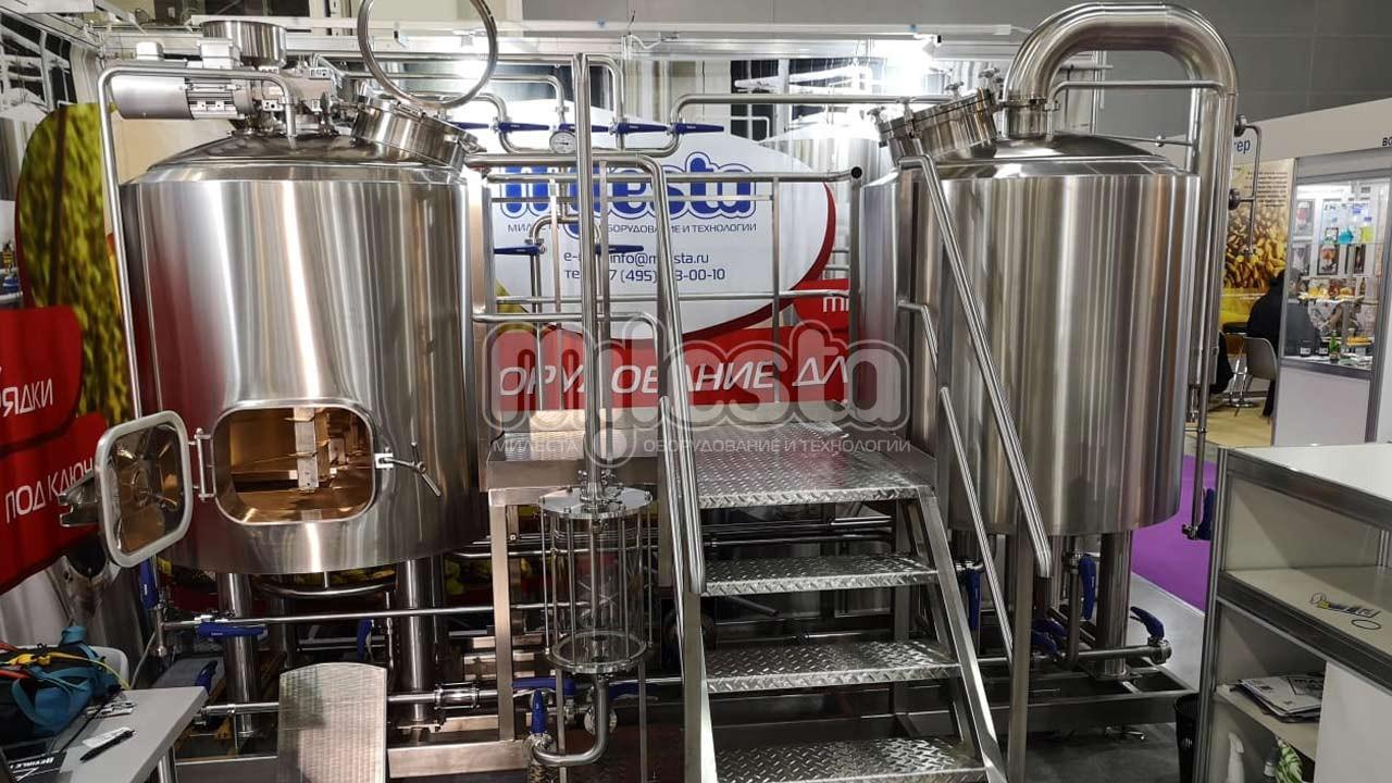 Варочный порядок пиво