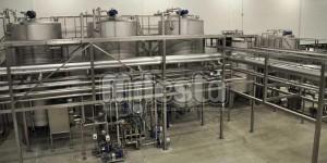 Емкости для молочных продуктов