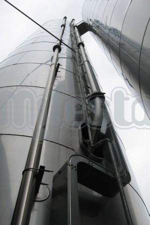 Силосы для сыпучих веществ вертикальные