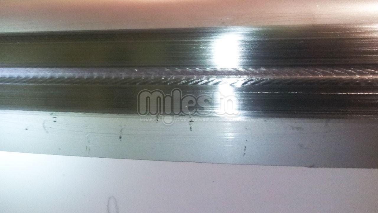 Сварные швы при производстве емкостей из нержавеющей стали